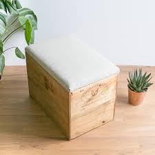 wine crate furniture. Plain Linen Wine Crate Blanket Box Furniture