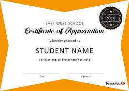 Free Appreciation Certificates Free Printable Certificates Certificate Of Appreciation
