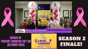 Talking Mammograms and Breast Cancer with Womans Hospital Local Leaders The  Podcast S2 Finale ! - YouTube
