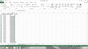 Inches To Tenths Of A Foot Chart How To Convert Decimals To Feet Inches In Excel Ms Excel Tips