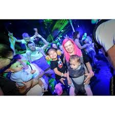 Rave Theme Party Bflf Aberdeen Family Rave With Dj Hannah Laing Intergalactic