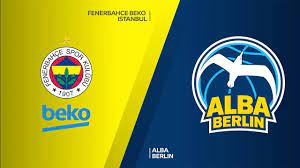 Fenerbahce Beko Istanbul - ALBA Berlin Highlights | Turkish Airlines  EuroLeague, RS Round 25 - YouTube