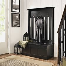 front hall furniture. Bench Storage And Coat Rack Set Most Readily Useful Entryway Hall Tree Espresso Room Ornament Front Furniture D