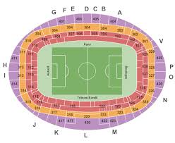 Olympia Paris Seating Chart Paris Saint Germain Fc Vs Fc Metz Tickets Sun Apr 5 2020