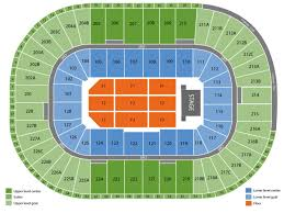 Seating Chart Mercedes Stadium Seat Number Little Caesars Arena Seating Chart