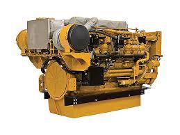 cat marine power systems caterpillar 3512c tier 3