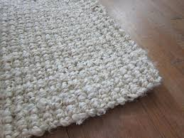 cozy and natural jute rugs for your living rom decor idea white braided jute rugs