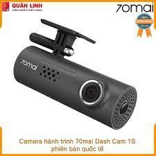 Mã 66ELHASALE hoàn 7% đơn 500K] Camera hành trình 70mai Smart Dash Cam 1S  D06 phiên bản quốc tế bảo hành 12 tháng - Camera hành trình - Action camera  và phụ