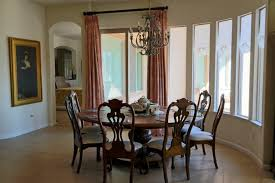 Clear Dining Room Table Dining Room Classic Chandelier Above Colonial Dining Room