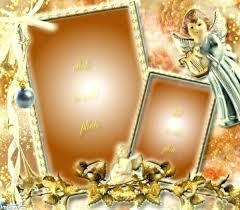 angel picture frames golden vintage frames angel angel shaped picture frames