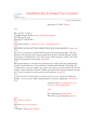 Semi Block Form 43 4 The Semiblock Format Cover Letter Cover