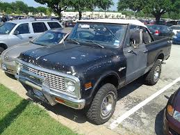 1972 Chevrolet K5 Blazer Convertible [Beater] by TR0LLHAMMEREN on ...