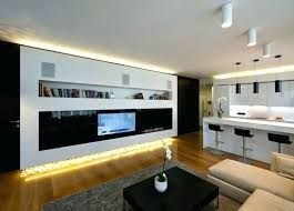 full size of living room tv wall lighting ideas for india recessed adorable livin fascinating interior