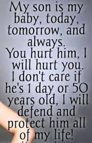 Love Quotes For My Son Simple Love My Son Quotes Adorable 48 Best Mother And Son Quotes