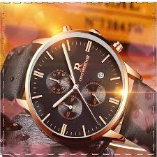 <b>ONTHEEDGE Watch Clock</b> Business Quartz Steel Wrist <b>Watches</b> ...