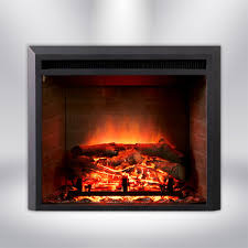 dynasty fireplaces 28 in led electric fireplace insert in black28 in led electric fireplace insert in