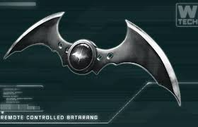 39 remote controlled batarang the 50 coolest batman gadgets complex Batman Arkham City Toys at Batman Arkham City Museum Fuse Box