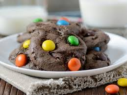 Chocolate Cake Mix Cookies Meatloaf And Melodrama