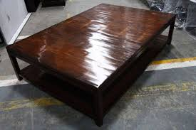 simple dark wood low coffee table large coffee table with storage throughout well liked large wood
