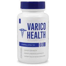Varico Health Dietary Supplement Varicose Vein Remedy