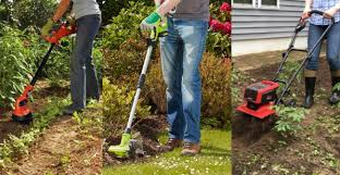 the battery powered tiller is the most versatile and useful land tillage equipment if you want to prepare your small size back yard or garden for vegetable