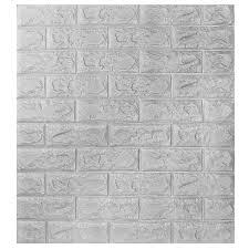 3d Baksteen Patroon Behang Slaapkamer Woonkamer Moderne Muursticker