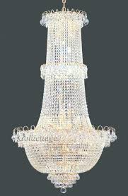 vintage french chandelier french empire chandelier s vintage french empire crystal chandelier french empire style crystal