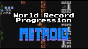 Metroid Evolution Chart This History Of Metroid Speedruns Is A Great Way To Burn 30
