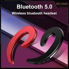 1 Tai Nghe Bluetooth Không Dây Hel + Y12 Có Mic - Tai nghe Bluetooth chụp  tai Over-ear