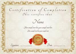 10 Hermosos Certificados Y Diplomas Listos Para Editar E