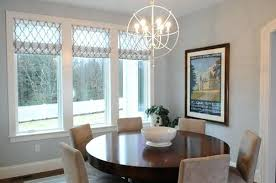 kitchen table chandelier kitchen table chandelier height over table