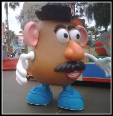 is that you joe one lucky potato