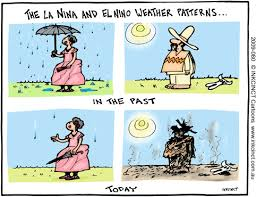 nil s musings el nino and la nina for the th time already just like we blame the weaker for a lot of things i guess this blame game will continue