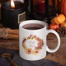 License type what are these? Hello Fall Coffee Mug Whole Lot Of Craft