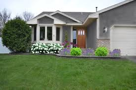 Front House Simple Landscape Design Awesome Landscaping Ideas For Front Of House Best Creative
