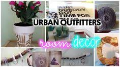 DIY Urban Outfitters Inspired ROOM DECOR!! ♡ Quick U0026 Cheap