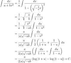 Evaluate The Integral Of 1 A Bx2 Stumbling Robot
