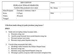 Tag:bocoran soal un sma ipa 2020, download soal prediksi un sma, download soal un 2020, download soal unbk sma ipa, jadwal un sma 2020, kisi kisi un sma. Kunci Jawaban Detik Detik Prediksi 1 Bahasa Indonesia 2017 2018 Kanal Jabar