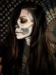 skull makeup 0902 png