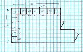 Floor Plans On Graph Paper Youtube 1345721280027 Floor Plan Paper