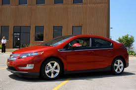 Chevrolet Volt in 'Victory Red' Photo Gallery - Autoblog