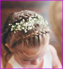 Coiffure Mariage Enfant Pas De Fleur 297982 Coiffure Petite