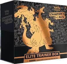 Pokemon TCG: Sword & Shield 3.5 Champions Path Elite Trainer Box - Walmart.com  - Walmart.com