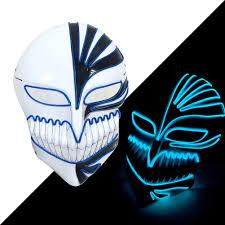 Led Light Up Mask Amazon Amazon Com Led Light Up Mask With Sound Induction For