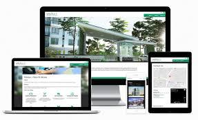 Property Developer Website Design Walbuild Sdn Bhd Property Developer Website Design Hen