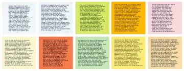 inflammatory essays set of jenny holzer
