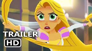 tangled 2 before ever after official trailer 2017 disney animated series hd you
