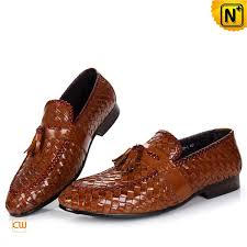 mens leather tassel loafers cw750068 cwmalls com