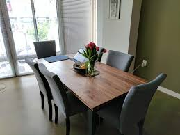 room and board dining table pertaining to marcela com dennis futures design 7