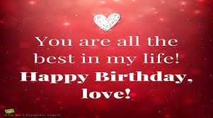 40 Happy Birthday Wishes For Girlfriend Messages And Quotes For Her Amazing Happy Birthday Love Quotes For Girlfriend